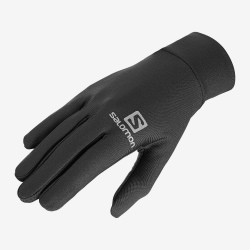 Salomon GLOVES AGILE WARM Black