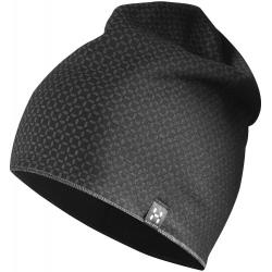 Haglöfs FANATIC PRINT CAP True black/Magnetite
