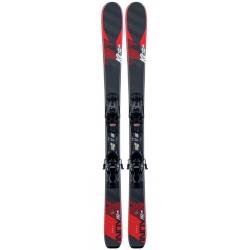 Pack de ski K2 INDY 4.5 FDT JR + FDT 4.5 S