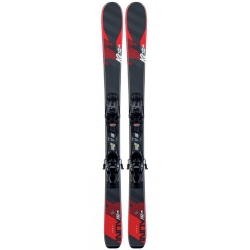 Pack de ski K2 INDY 7.0 FDT JR + FDT 7.0 S