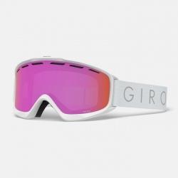 Giro Index White Core Light Ambr Pnk