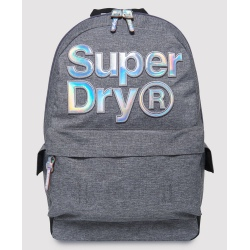 Superdry Hold Infill Montana Grey Marl