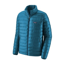 Patagonia M'S DOWN SWEATER Balkan blue