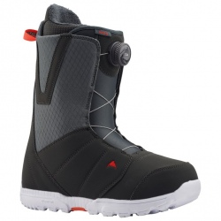 Burton MOTO BOA Gray/Red