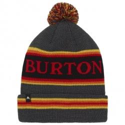 Burton MNS TROPE BEANIE True Black Heather