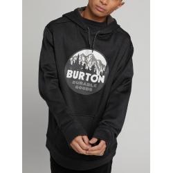 Burton M OAK PO True Black Heather