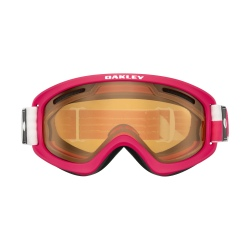 Oakley O-FRAME® 2.0 PRO XS Iconography Pink w/Persimmon & Dark Grey