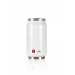 Isothermal can Les Artistes PULL CAN'IT ISOTHERM 9.5fl.oz Snow