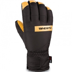 NOVA SHORT GLOVE BLACK/TAN