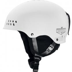Casque de ski et de snowboard EMPHASIS White