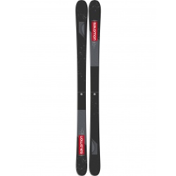 Ski Alpin N TNT Black/Grey/Red