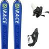 Pack de skis S/RACE Junior M + L6 GW J2 80