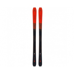 Pack de ski Atomic BACKLAND 78 red/black + peau SKIN 78 black