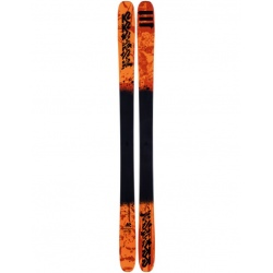 Pack de ski K2 PRESS + fix M2 10 QUIKCLIK black - antracite 85mm