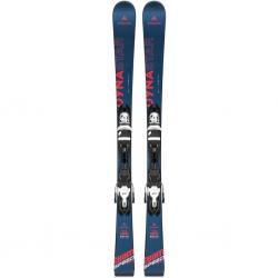Pack de skis Dynastar TEAM SPEEDZONE (XPRESS JR) + fix XPRESS JR 7 B83 black/white