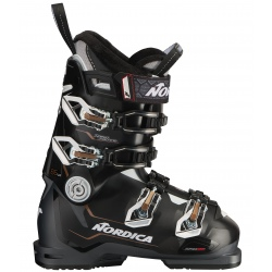 Nordica SPEEDMACHINE 85 W R noir/anthracite/bronze