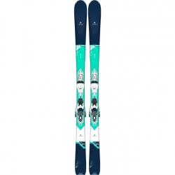 Pack de skis Dynastar INTENSE 4X4 78 GS (XPRESS) blue + fix XPRESS W 11 BW B83 white/blue
