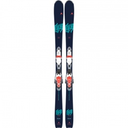 Pack de ski Dynastar LEGEND W 75 INTUITIVE (XPRESS) + fix XPRESS W 10 B83 white/corail