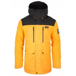 Anorak Planks GOOD TIMES INSULATED JACKET Sunset Yellow
