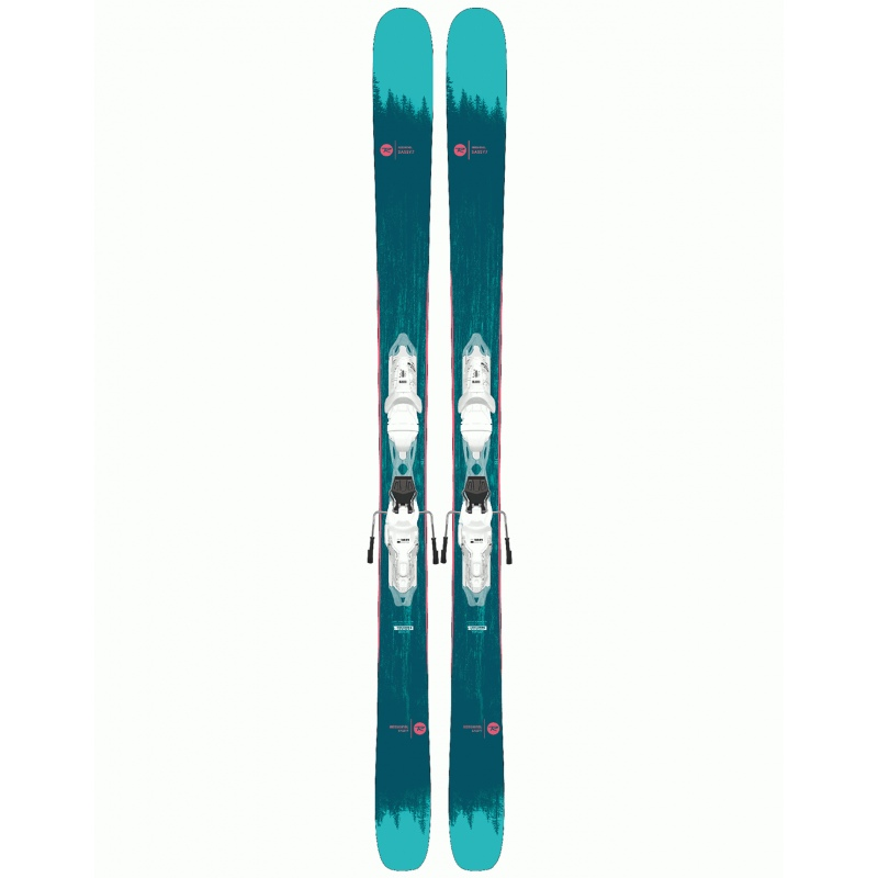 Pack de skis SASSY 7 XP + XP W 10