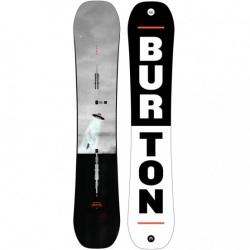 Snowboard Burton PROCESS grey/black