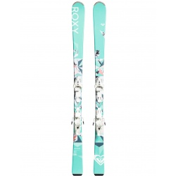 Pack de skis Roxy KAYA 72+L10