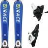 Pack de skis S/RACE Junior M + C5 GW J75