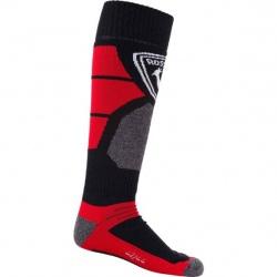 Ski socks Rossignol PREMIUM WOOL red