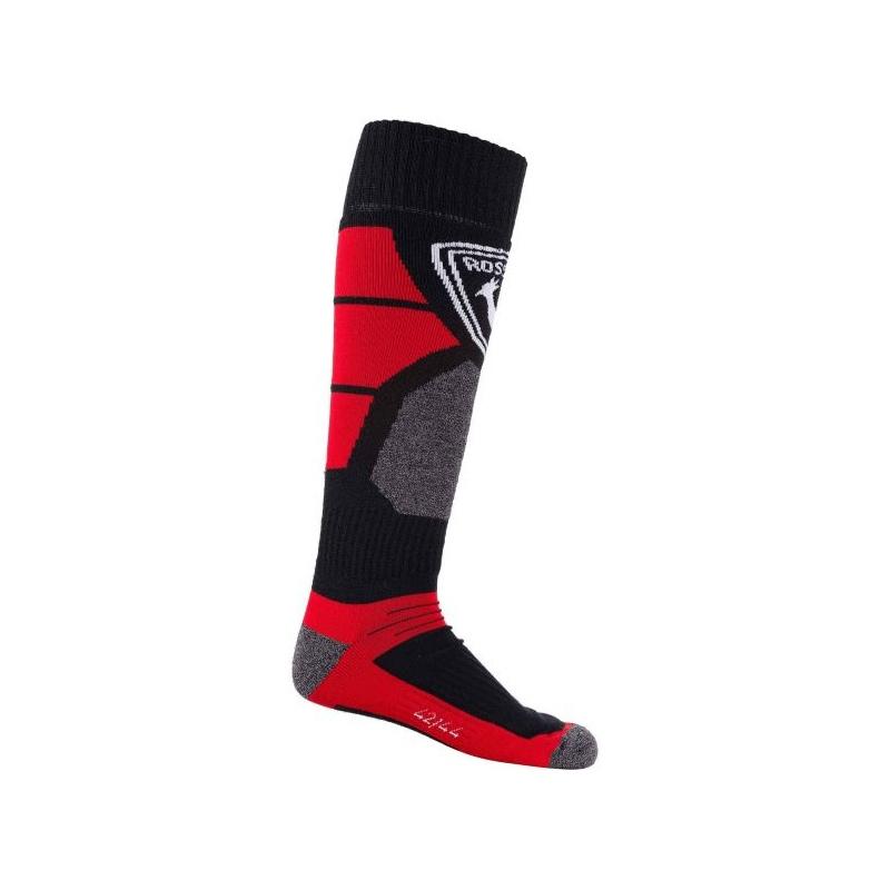 Chaussettes de ski Rossignol PREMIUM WOOL red