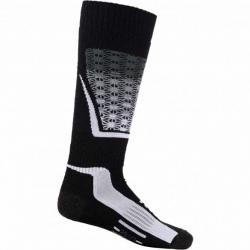 Chaussettes de ski Rossignol W WOOL & SILK black