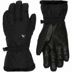 Ski Gloves Rossignol W GLORY G black