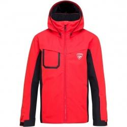 Ski jacket Rossignol BOY SKI JKT Crimson