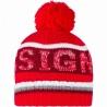 Bonnet Rossignol GARY sports red