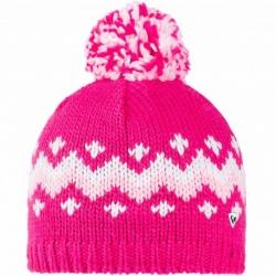 Bonnet Rossignol JR TINA pink fushia