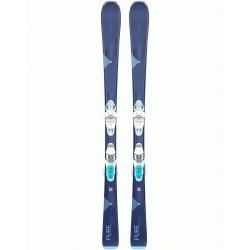 Pack of skis Rossignol PURE SLR JOY PRO 9