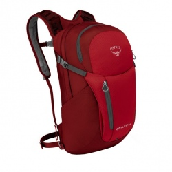 Sac à Dos Osprey Daylite Plus 20 real red