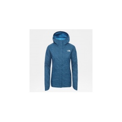 Veste The North Face W QUEST PRINT JACKET BLUEWING