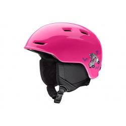 Casque de ski Smith Zoom Junior Pink Popsic