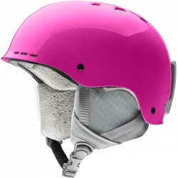 HOLT Junior Ski Helmet Magenta