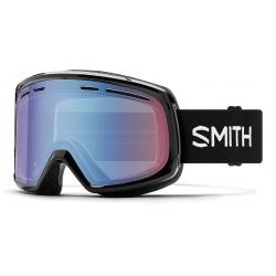 Masque de ski Smith PROJECT FOG X Black/Blue Sensor Mirror