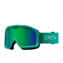 Masque de ski Smith PROJECT FOG X Jade / Green Sol-X Mirror