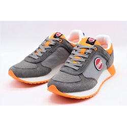 Chaussures Colmar TRAVIS COLORS gray/orange