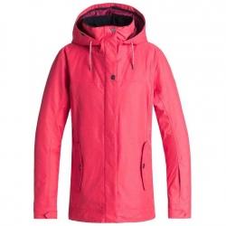 Veste de ski Roxy SNOW JACKET BILLIE Pink
