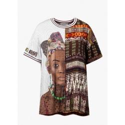 T-shirt Desigual PISA caqui