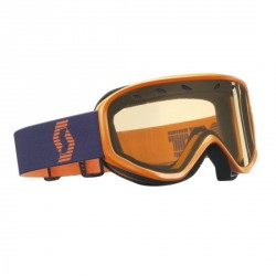 SCOTT Mia Goggle orange/purple / light amplifier