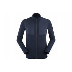 Polaire Eider RYTHM POWER FLEECE JKT crest black