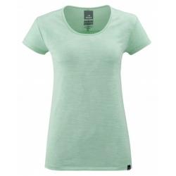 T-shirt Eider FLEX JACQUARD TEE 2.0 W light chlorophyll