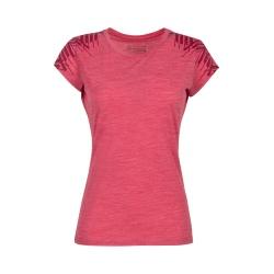 T-shirt Mammut ALNASCA T-SHIRT WOMEN sundown melange