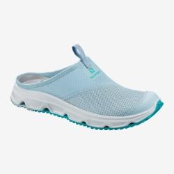 Chaussures Salomon RX SLIDE 4.0 W cashmere blue / illusion blue / cerise