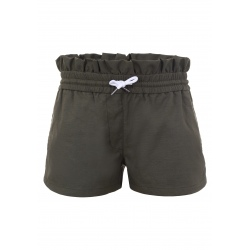 Short Icepeak LEOLA JR dark olive